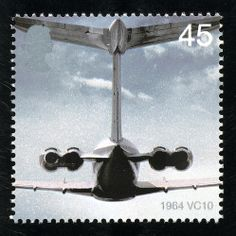 Royal Mail | Airliners Stamps 2002 | Flickr - Photo Sharing!