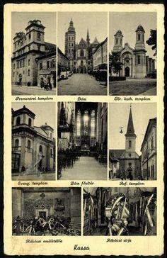 Kassa. Dóm; Rákóczi emléktábla; Főoltár; Rákóczi s... | Képcsarnok | Hungaricana Hungary History, Serbian, Budapest Hungary, Eastern Europe, Travel Photos, Around The Worlds, Politics, Places, Painting