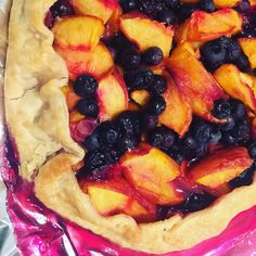 Taste the new #flavors in #Galette with different stone #fruits