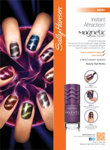 Magnetic Nail Color