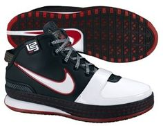 LeBron wears these for away games