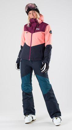 7 beste afbeeldingen van Skikleding Jas, Kleding en