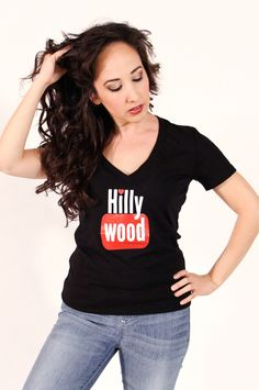 Hillywood show t shirt