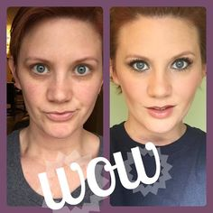 Wearing makeup is fun!! Wearing the RIGHT makeup is a GAME CHANGER!! Have you tried Younique yet? savedbygracelashes.com