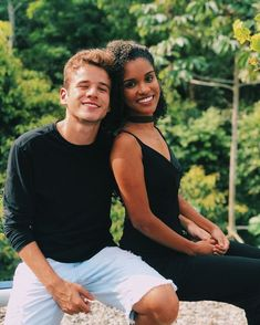 Beautiful interracial coupleYou can find Interracial couples and more on our website. Interracial Couples, Familia Interracial, Biracial Couples, Interracial Wedding, Couple Relationship, Cute Relationship Goals, Cute Relationships, Cute Couples Goals, Couple Goals