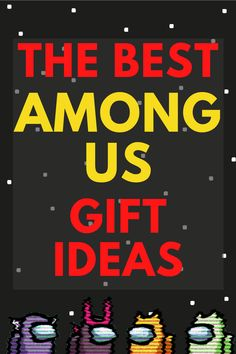 Best Among Us gifts for Among Us gamers. They'll love this selection of Among Us merchandise and Among Us themed gifts. See Among Us shirts, Among Us plushies, Among Us decor, and Among Us figures. Epic Among Us merch for everyone! Gifts For Him, Great Gifts, Gamer Gifts, Plushies, Boyfriend Gifts, Shirts, Decor, Decoration, Stuffed Animals