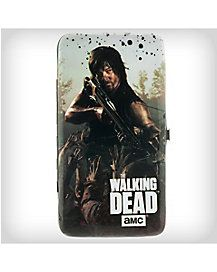 The Walking Dead TWD #205 In Daryl Dixon We Trust Women/'s V-Neck T-Shirt
