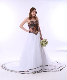 Online Shopping Hot Sale New Fashion Floor Length Ball Gown Sweetheart Neck Cheap Camo Wedding Dress(A551) 209.43 | m.dhgate.com