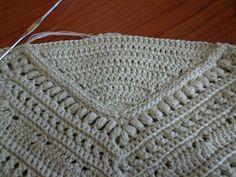Осинка Vanessa Montoro, Crochet Chart, Crochet Stitches, Crochet Bikini, Knit Crochet, Knitting Patterns, Crochet Patterns, Queen Dress, Crochet For Boys