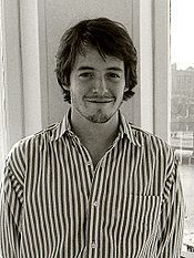 Matthew Broderick (during a promotional trip for Ferris Buehler)