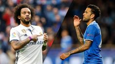 Marcelo, Dani Alves continue to redefine full-back role for Real, Juve