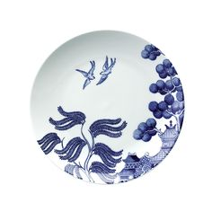 Bring a touch of romance to everyday life with the Willow Love Story salad plate from Loveramics. Taking inspiration from the 200 year old pattern and the romantic fable of two lovers, this beautif...