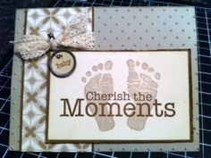 Cherish the Moments by Kiemel4 - Cards and Paper Crafts at Splitcoaststampers