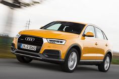 Get Audi Q3 for self drive at just 229/hr