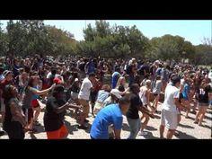 Texas A Wobble Flash Mob