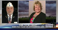 osCurve News: VA Manager Who Sent Emails Mocking Vets Put on Pai...