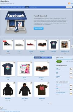 Best e-commerce WordPress Theme, Responsive WordPress Theme, Themify WordPress Themes