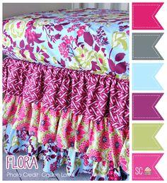 Flora Color Palette - Inspire Sweetness http://inspiresweetness.blogspot.com/