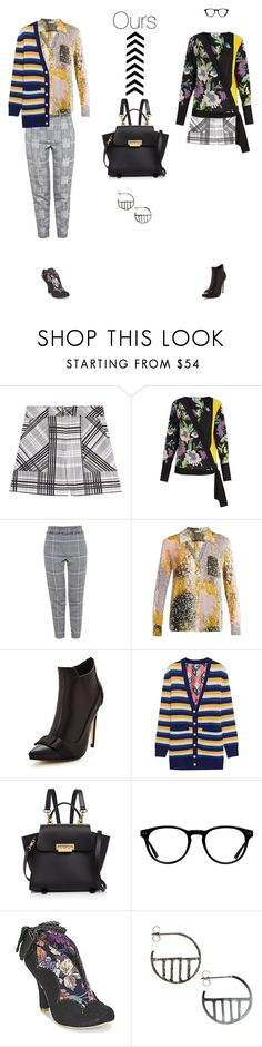 """Let's find out together #4"" by amory-eyre ❤ liked on Polyvore featuring Diane Von Furstenberg, 3.1 Phillip Lim, Lost Ink, Gucci, ZAC Zac Posen and Irregular Choice"