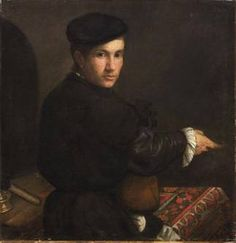 A Young Man, ca. 1537 (Jacopo Bassano) (1510-1592) Kunsthistorisches Museum, Wien GG_6486