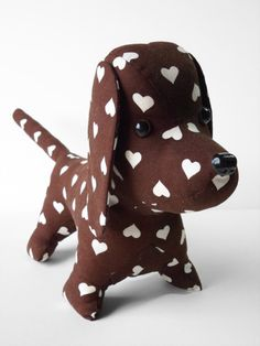 Handmade Dog by SasasHandcrafts