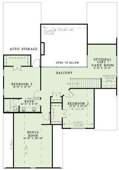 House Plan chp-54417 at COOLhouseplans.com