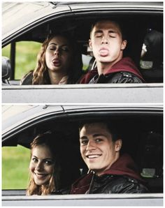 """""""Arrow"""" S.2 AU """"The Ways of the Universe"""" - Sequel: """"No Greater Love"""" (AU-S.3) CHARACTERS: Thea Queen and Roy Harper"""