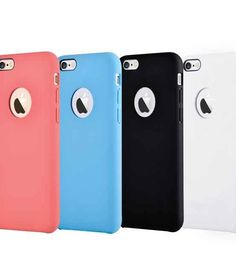 Get your iPhone 6S or iPhone 6 in style with the latest Devia high quality casing. Devia CEO case features pure colour fashion that is available in 4 different variation – Pink, blue, black and white.