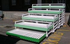 5 nesting bunk beds