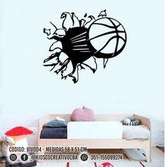 Pelota de basquet rompiendo la pared Basketball Clipart, Ideas Para, Clip Art, Home Decor, Mirrors, Tatuajes, Sports, Creativity, Decoration Home