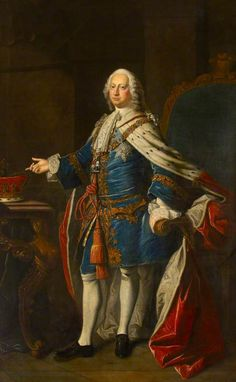 Frederick Louis (1707–1751), Prince of Wales, 1750, by Thomas Hudson