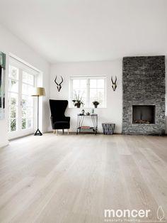 Classic European White Oak Superbianco | Natural Oil