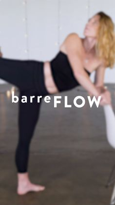 Barre Flow Combine ballet-inspired moves with elements of Pilates, dance, yoga and strength training to tone your thighs, core, backside and arms in this barre-less barre flow with Dawnelle Arthur. This class will. Yoga Fitness, Physical Fitness, Fitness Tips, Fitness Motivation, Fitness Men, Fitness Style, Fitness Planner, Fitness Logo, Fitness Quotes