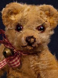 Elmer An Original 1930's Chad Valley Teddy Bear.