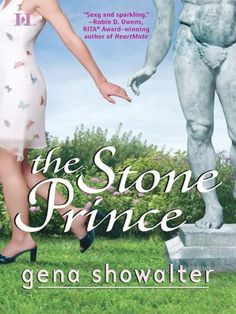 The Stone Prince by Gena Showalter. $4.24