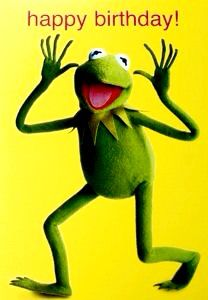 Kermit Birthday
