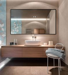 Gruppa Geometra Designs a Trendy Apartment in Moscow, Russia