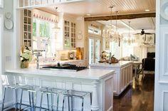 Shawna's Glamorous Custom Kitchen