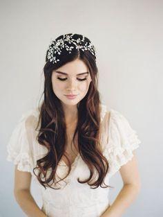 Silver Wedding Tiara Bridal Crystal Crown Crystal Woodland Source by ellifinall Gold Wedding Crowns, Boho Wedding, Hair Wedding, Wedding Makeup, Trendy Wedding, Wedding Veils, Gold Weddings, Elegant Wedding, Wedding Headband