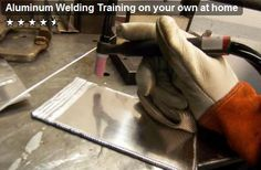 The best Aluminum Welding Training you can get on your own - How to Get better at Tig Welding Tig Welding Tips, Tig Welding Aluminum, Welding Jobs, Aluminum Rims, Welding Process, Diy Welding, Welding Ideas, Working Area, Metal Working