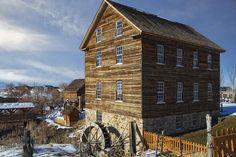 Grist Mills in Utah