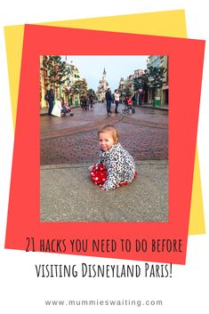 If you've booked a trip to Disneyland Paris, then you're probably wondering what you need to do next. Check out these 21 things you need to do before visiting Disneyland Paris and get the most out of your magical trip. Disney Land Paris Tips, Disney Tips, Disney Parks, Walt Disney, Trips To Disneyland Paris, Disneyland Secrets, Disney Halloween, Disney Christmas, Disney World Resorts