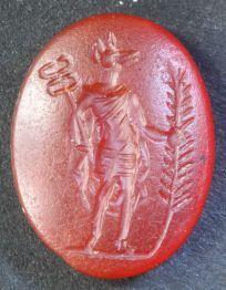 Hermanubis Magical gem, British Museum London