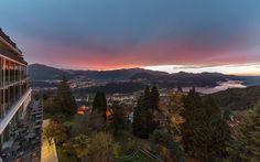 Kurhaus Cademario luxury & wellness hotel Lugano