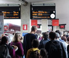 t happened again. For the hundredth time. On a train ride to Livorno a gaggle of Americans jumped on and I overheard some of them say they hadn't had time to stamp their tickets before boarding. They didn't seem too worried, I...