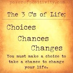 The Three Cs