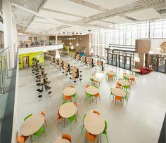 North Lanarkshire Schools & Centres 21 Dining Area, Schools, Centre, Study, Table Decorations, Furniture, Home Decor, Studio, Decoration Home