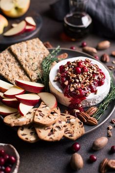 check out 76bb5 b33ac Baked Brie with Pecans and Cranberry Orange Chutney