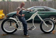 Chopper bike #taobike