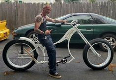 Chopper bike #taobike